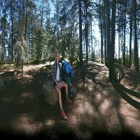 new 360 photos wild vr feature