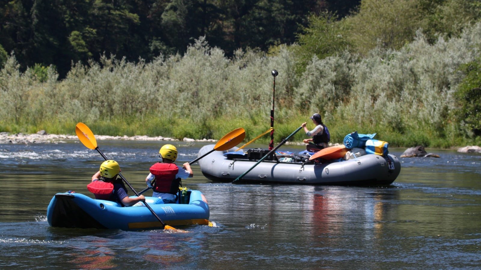 rogue river journey
