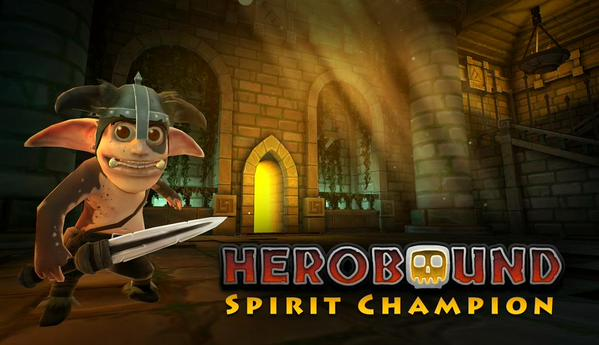 herobound 2 spirit champion feature