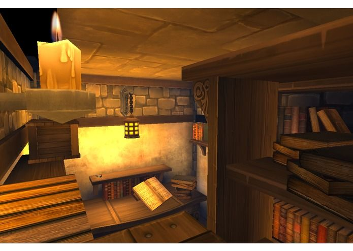 mobile vr jam small bookcases