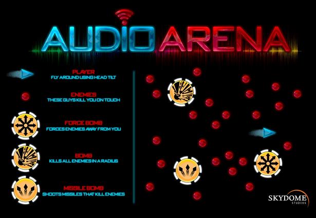 vr jam impressions audio arena
