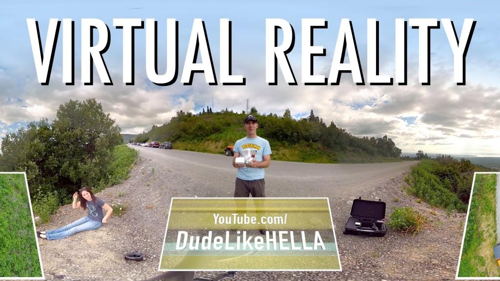 Drone in Alaska Vlog