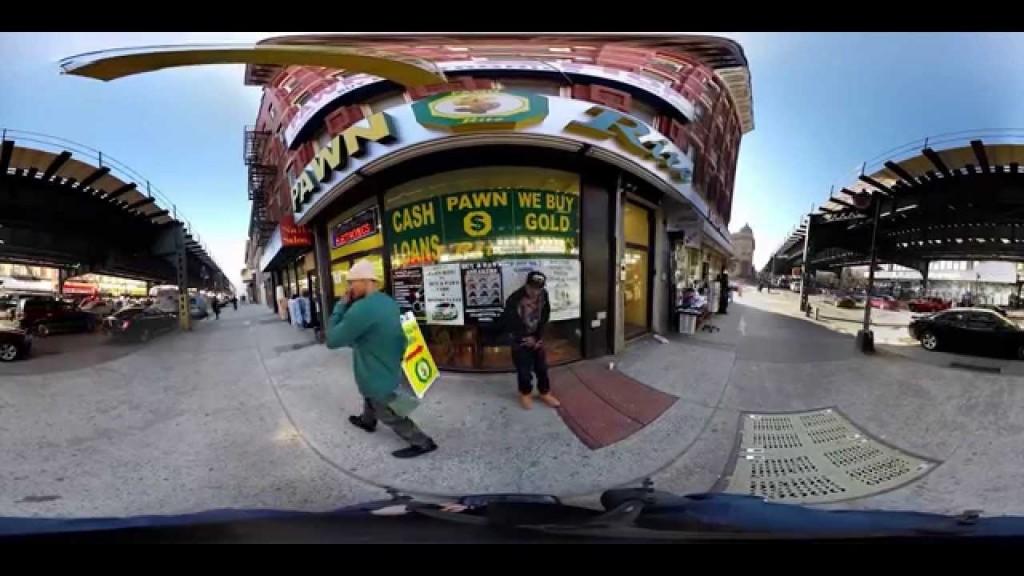 First 360 Hip Hop Music Video? - VR Pill