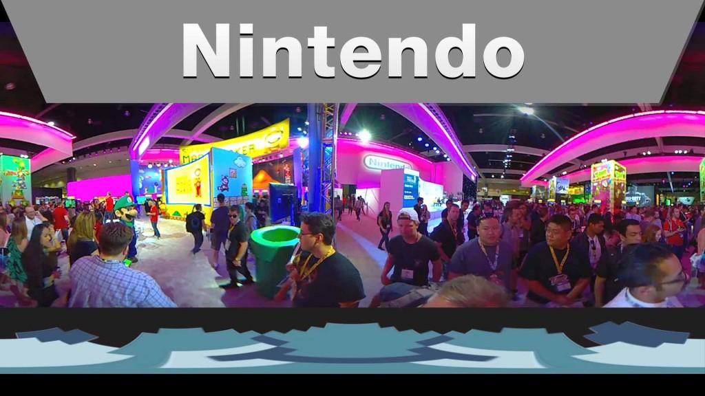 Nintendo E3 Booth