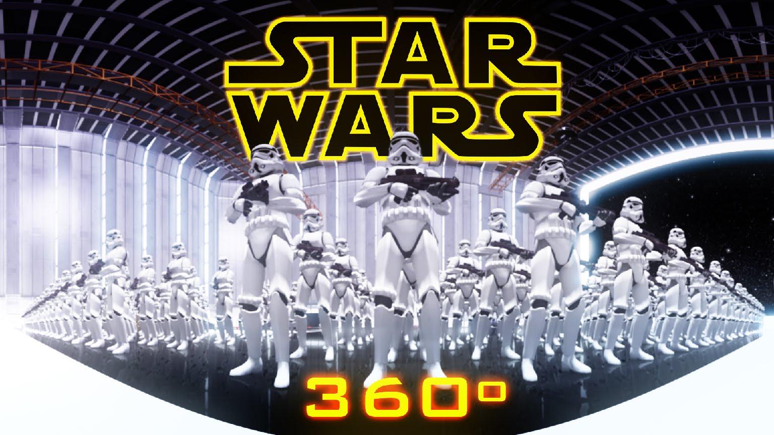 Star Wars 360 Video