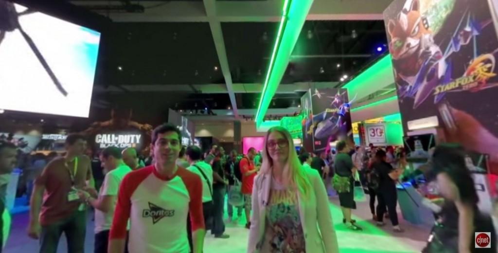 Visit E3 2015 in 360