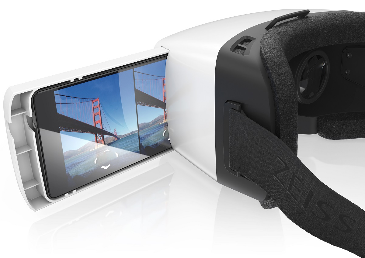 zeiss vr one side