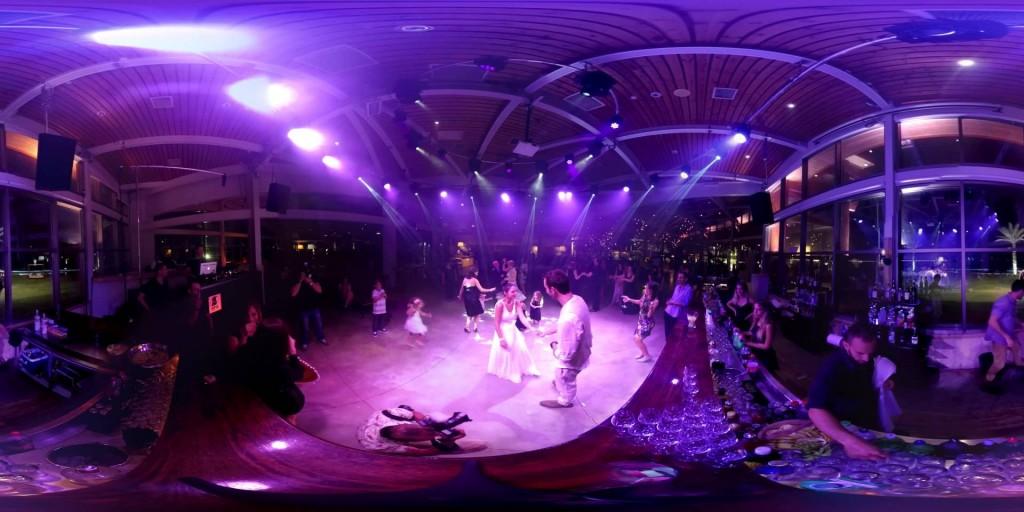 Adorable Children Dance at Wedding