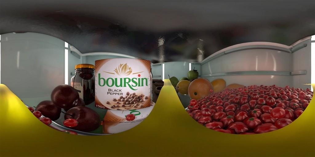 Boursin Commercial