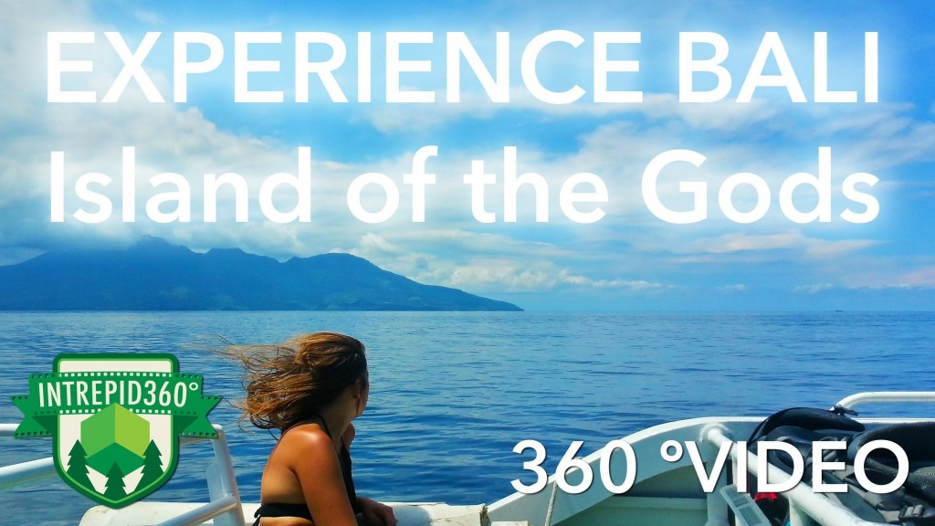 Experience Bali Island of the Gods