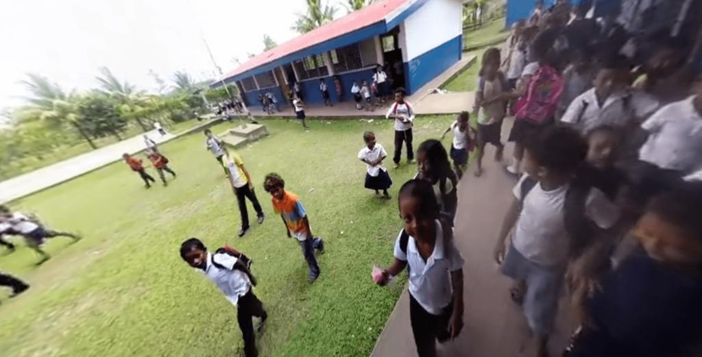 Nicaragua School Save the Children