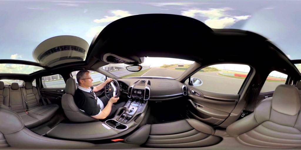 Official Porsche Experience