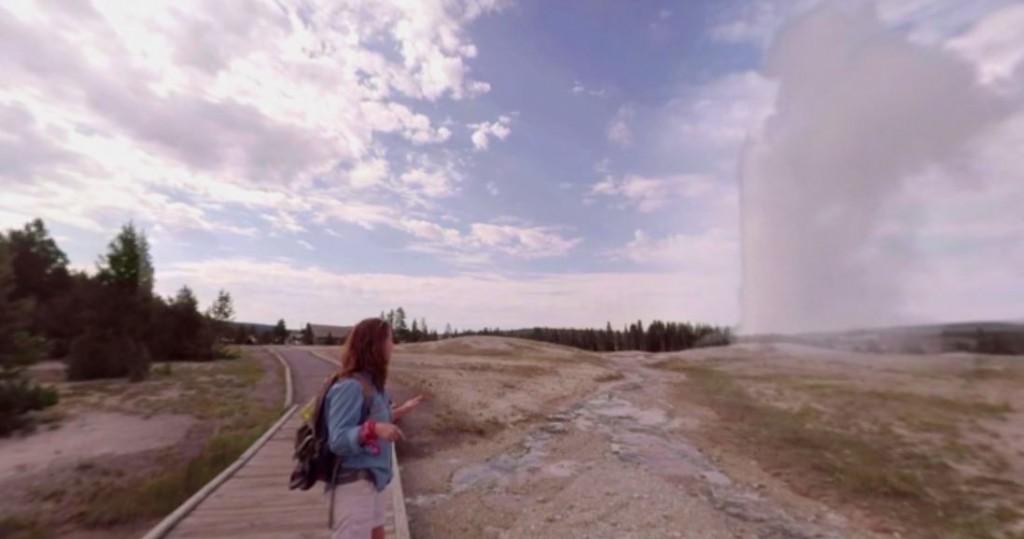 Virtual Yellowstone