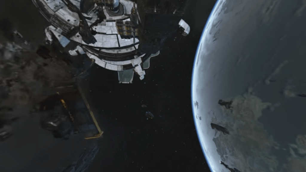 Eve Online - The Ships and Factions of New Eden