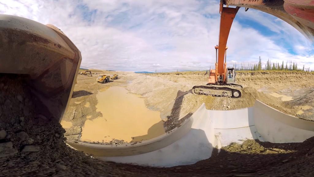 Gold Rush Pay Dirt