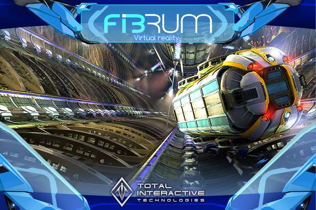 Gravity Train VR Fibrum