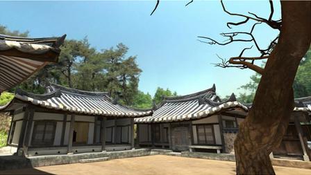 Okyeonjeongsa Buildings
