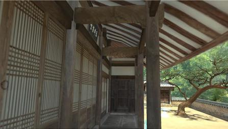 Okyeonjeongsa Outside