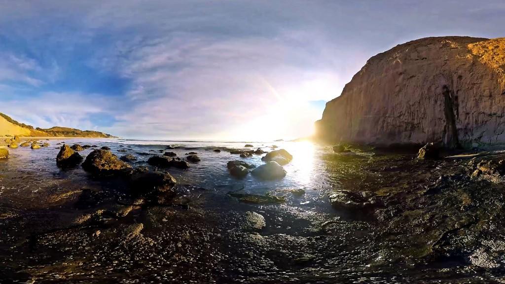 Pacific Sunset Half Moon Bay