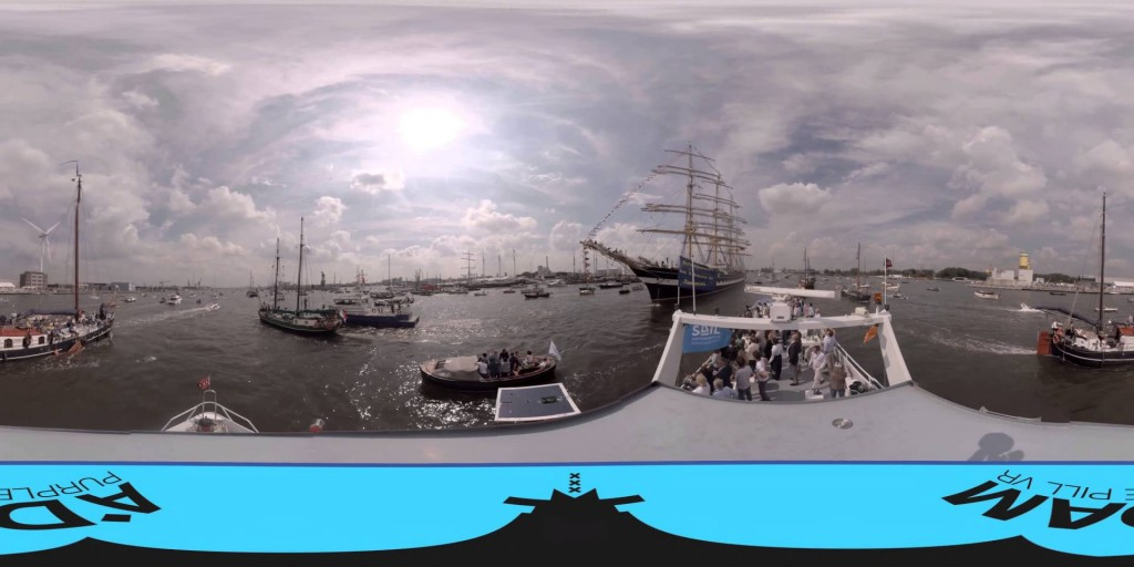 SAIL 2015 - Russian sailor falls off ship