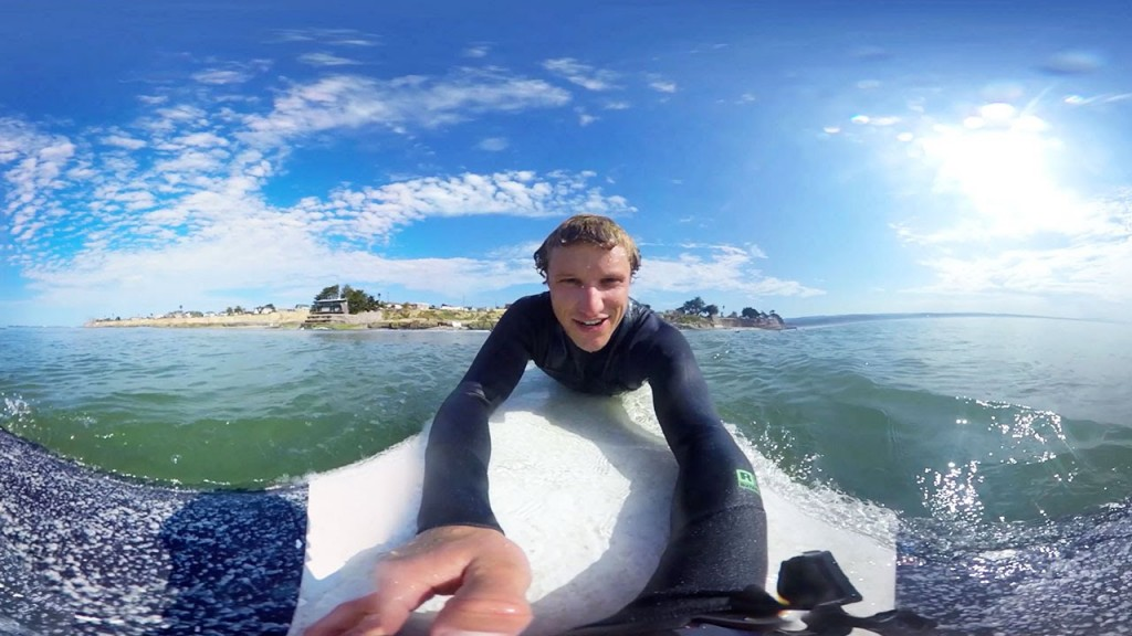 Surf School with Kyle Thiermann