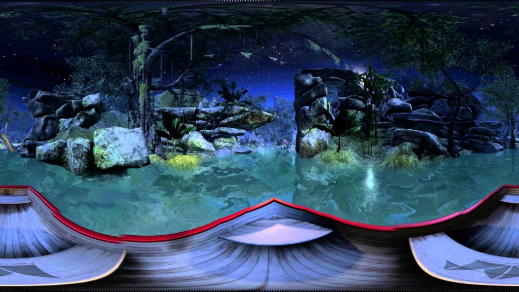 The Lost Valley Oculus Rift Game Footage
