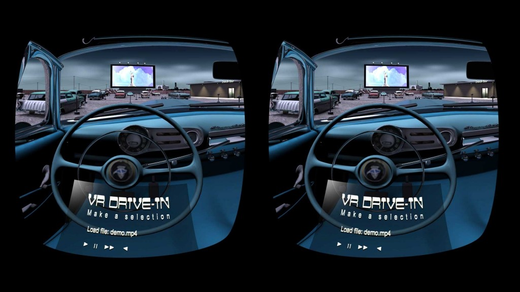 VR Drive-in