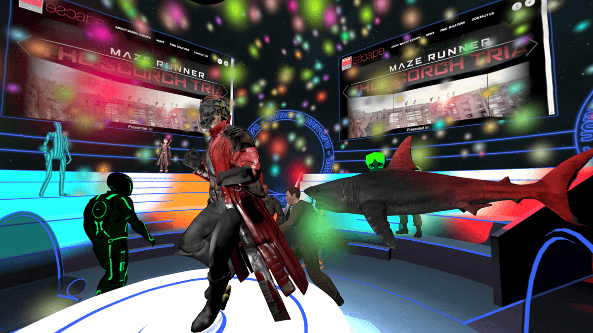 Aventures in the Metaverse Future Ted Conclusion