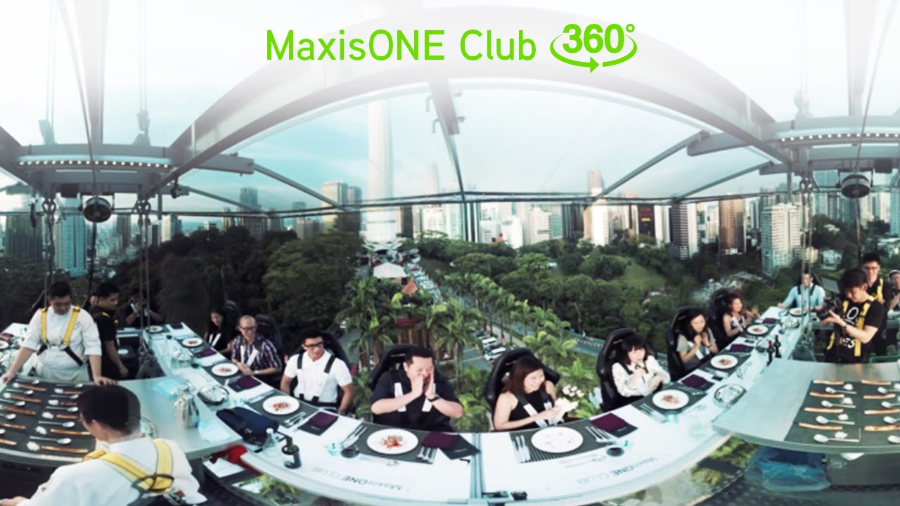 Experience Dinning In The Sky