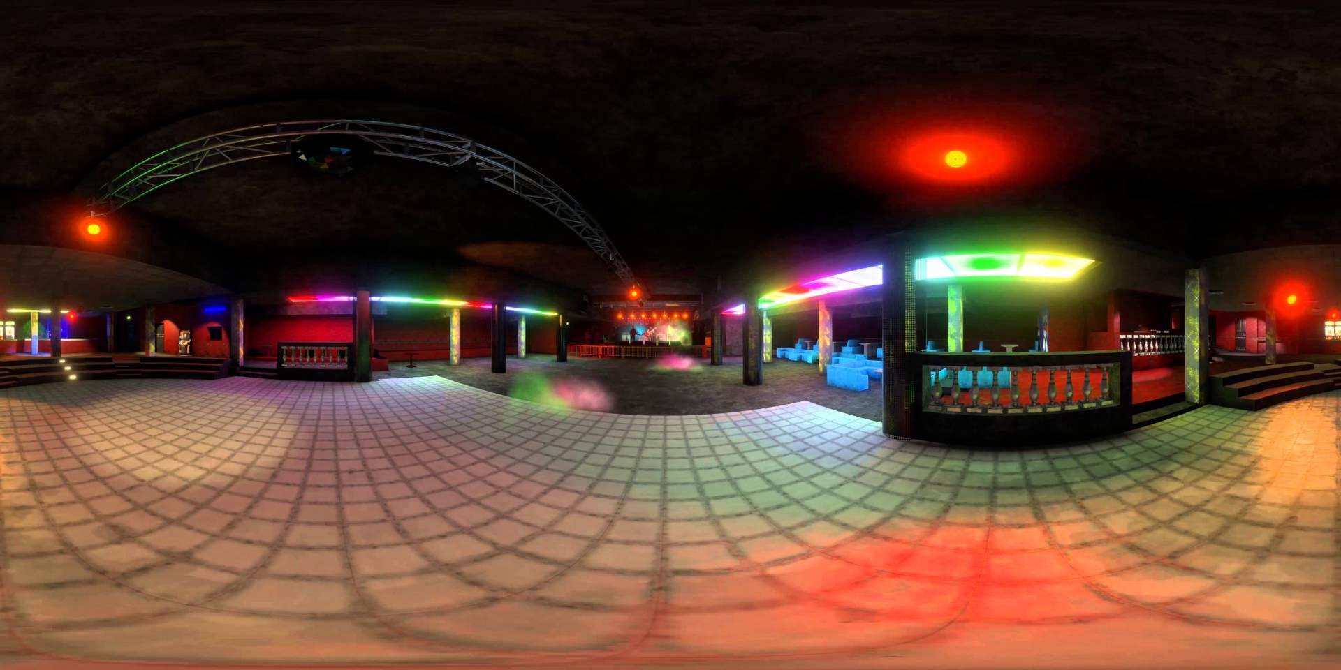 Interzone at Virtual Rainbow Club