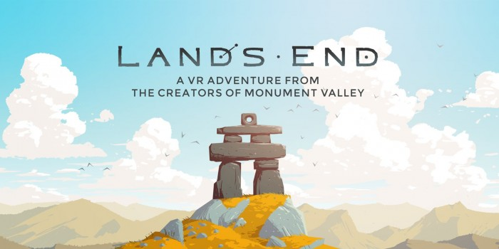 Lands End Gear VR