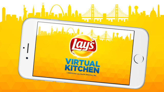 Lay's Free Google Cardboard Feature