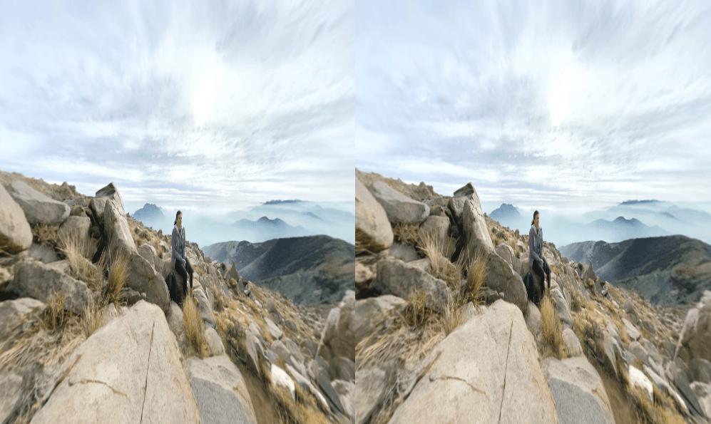 Marriott Stereoscopic Chile