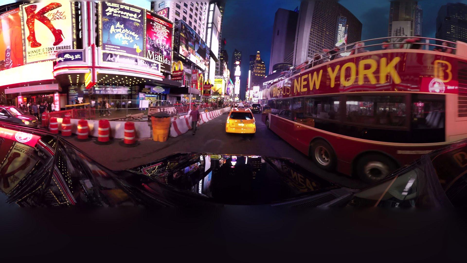 New York City Shot on GoPro $15,000 Rig