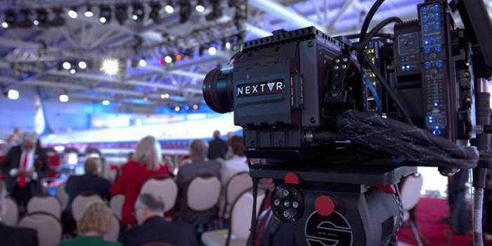 NextVR CNN Democratic Debates Feature