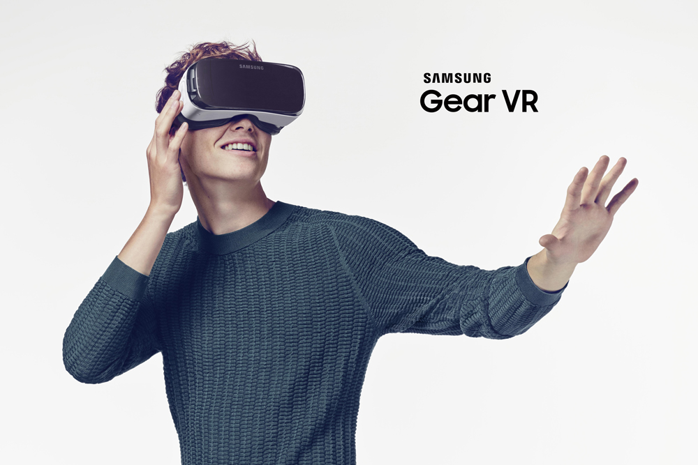 Samsung Gear VR Reaction