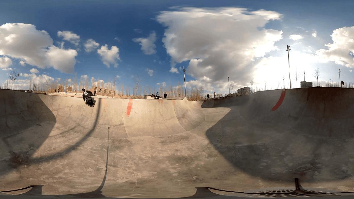 Skate VR