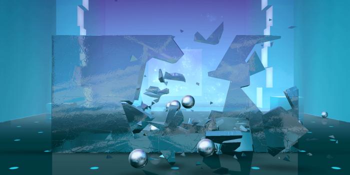 Smash Hit Gear VR Feature