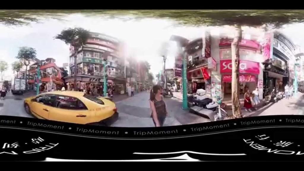 Tour of Ximending Taiwan with Hot Girl
