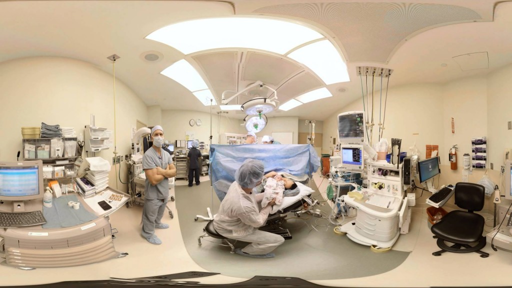 First Baby Birth in Virtual Reality Just Happened