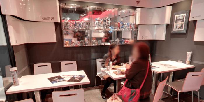Google Street View for Google Cardboard Gundam Cafe