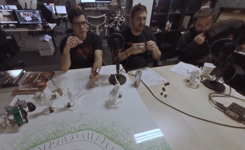 Guys Play Dungeons and Dragons