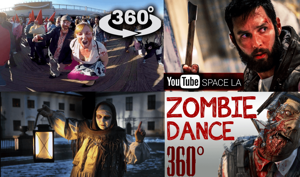 Mega Daily Dose 360 Getting Spooky Feature