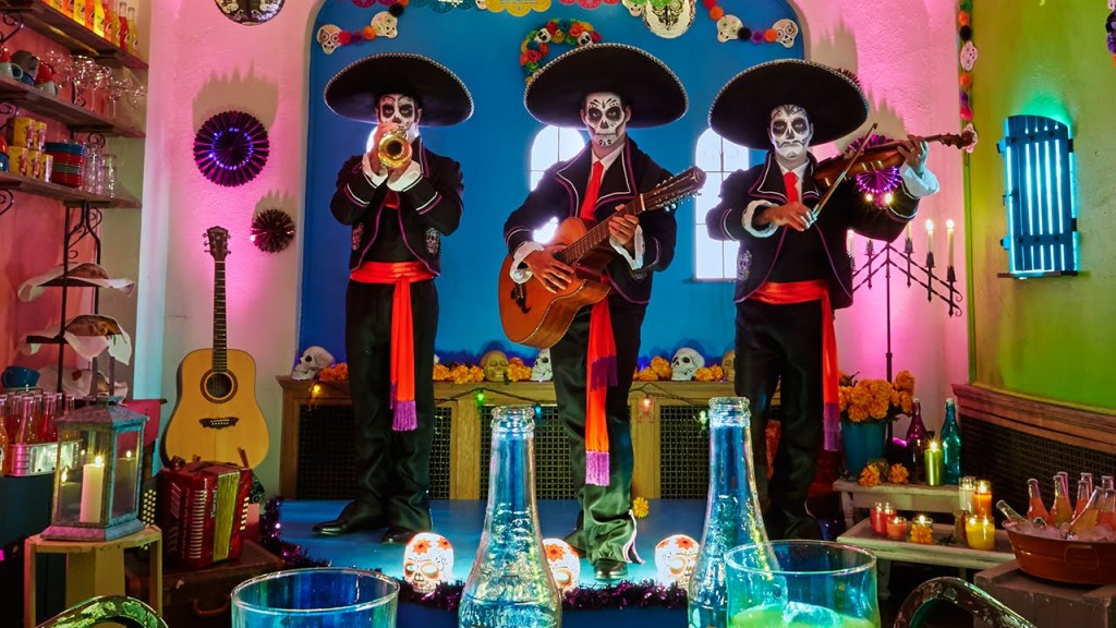 The Sugar Skull Cantina